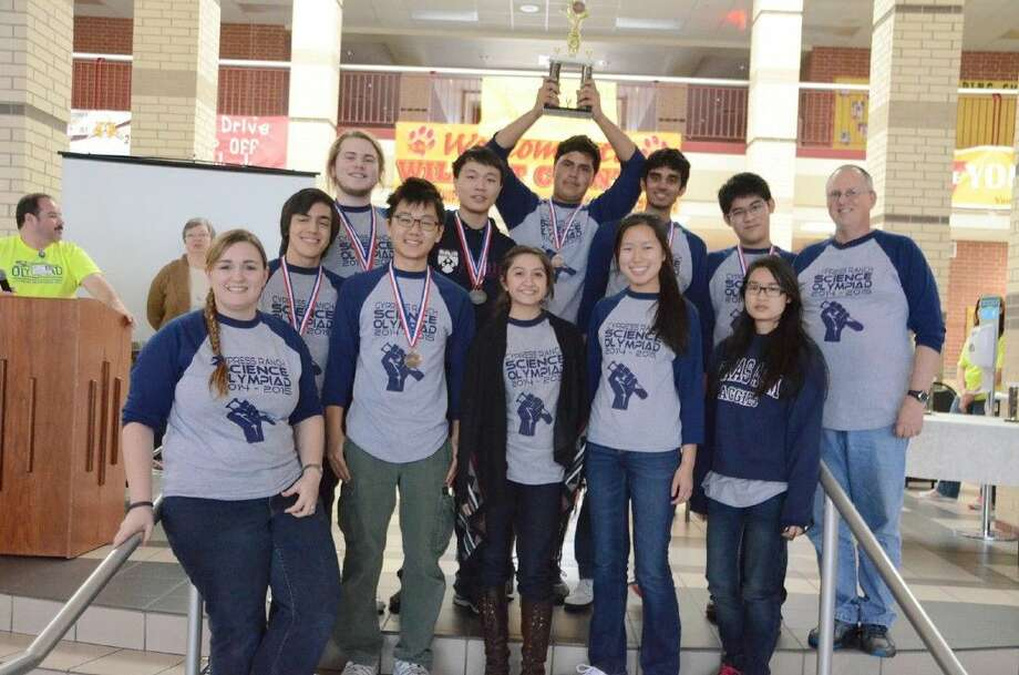 Cypress Ranch High School's Science Olympiad team placed first in the Gulf Coast Regional at Lone Star College—CyFair on Feb. 28 to qualify for the Texas Science Olympiad, April 24-25 at Texas A&M.