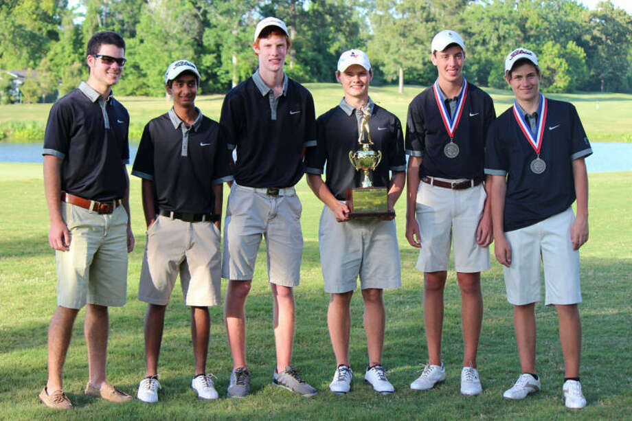 The Cooper boys golf team took second place at the SPC Championships earlier this week. Photo: Courtesy Photo