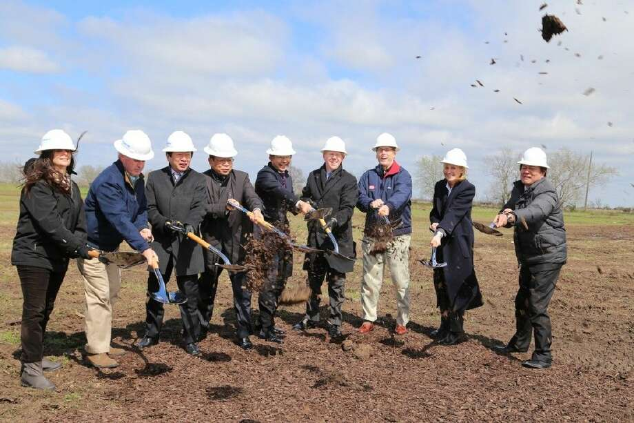 Daikin, the world's largest manufacturer of HVAC (heating, ventilation, air conditioning) products just broke ground near northwest Houston off 290 and 99 on a new $417 million industrial campus, slated to employ up to 4,000 people when opened. Photo: Submitted Photo