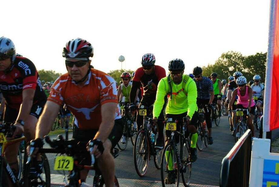 Jeff Murrary of Magnolia will join almost 13,000 cyclists on April 18 through the 19 in the 2015 BP MS 150. The annual fundraiser is a two day journey from Houston to Austin organized by the National Multiple Sclerosis Society.
