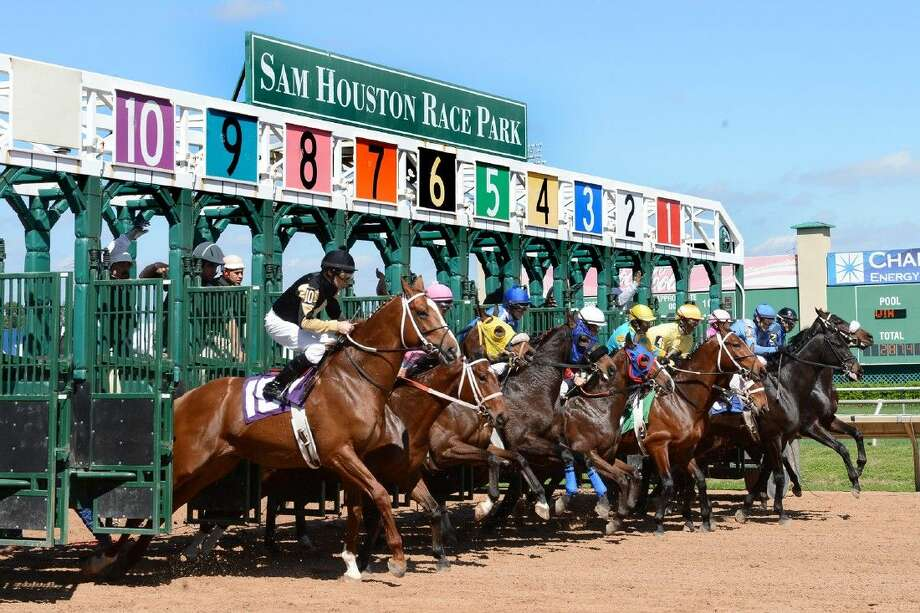 Wine Tasting at the Track on April 25! For just $20 you can get admission to live racing and take part in a special wine tasting on the club level. Choose 6 wines to taste from a list of 12. The event sponsored by the HERE entertainment magazine and Sam Houston Race Park.