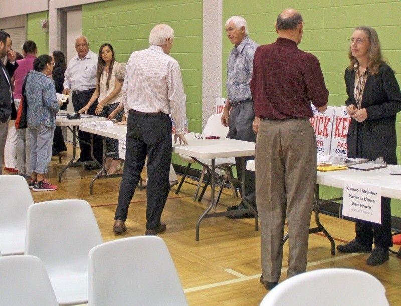 Pasadena ISD trustee candidates speak out - Houston Chronicle