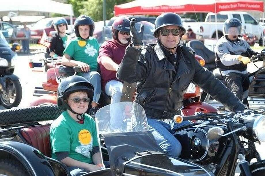The Houston Ride For Kids will be held Sunday, April 26 at the Humble Civic Center. Photo: Submitted