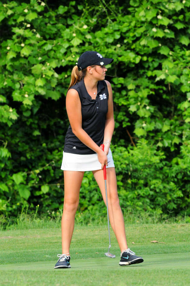 Magnolia's Ava Schwienteck qualified for the class 5A state championship. Photo: Tony Gaines