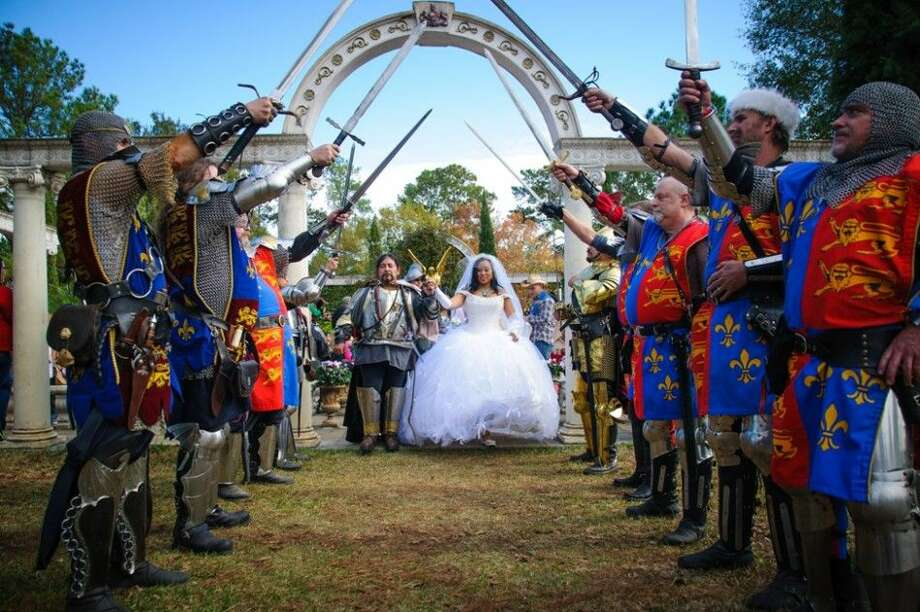 The Texas Renaissance Festival announced that they will be hosting a wedding giveaway contest in which one lucky couple will receive a free wedding at the 2015 Texas Renaissance Festival. Contestants must submit a creative video detailing why they deserve the magic and romance of an exclusive fairy tale wedding.