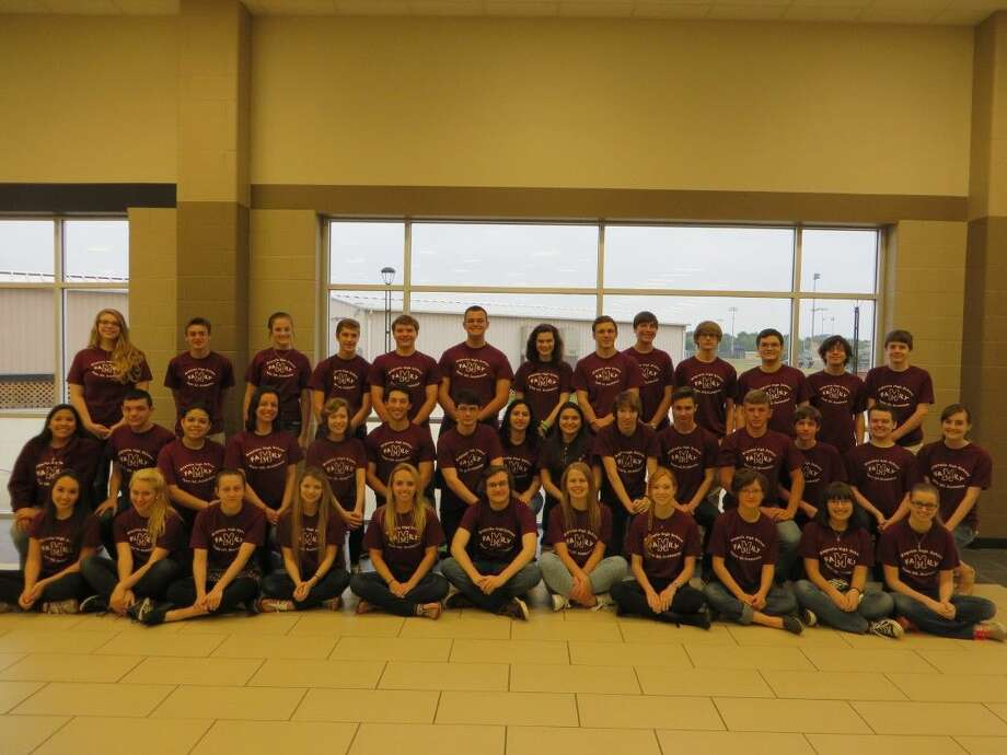 Magnolia High School UIL students. Photo: MISD