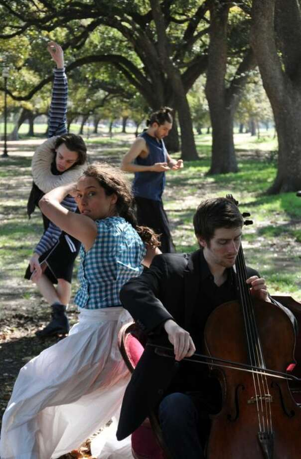 CORE Performance Company presents the world premiere of Vivaldi Dances in the Park, on Friday, May 30 at 8:30 p.m. at Miller Outdoor Theatre, 6000 Hermann Park Drive, 77030.