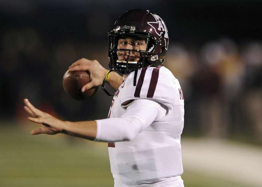 Texas A&M's Johnny Manziel has been scrutinized in the build-up to the NFL draft.