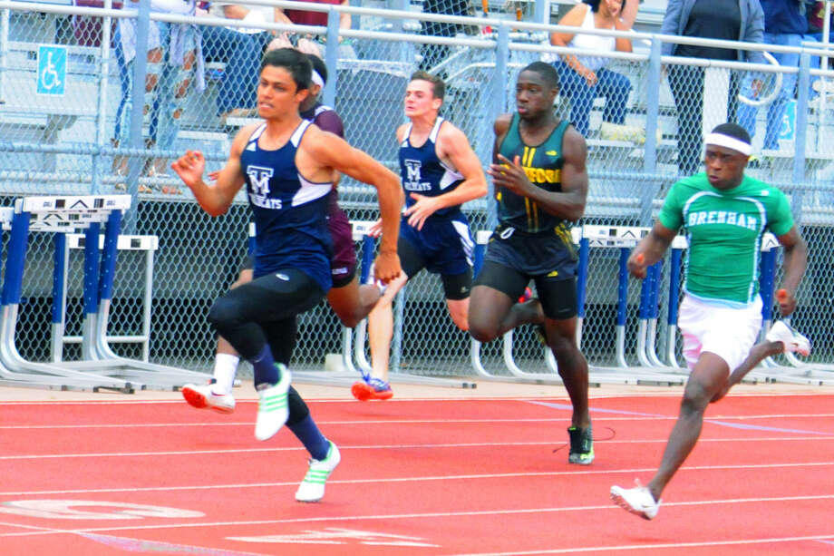 The 2015 District 19-5A Track & Field Meet was held April 15-16 at Stratford High School Photo: Staff Photo By Tony Gaines