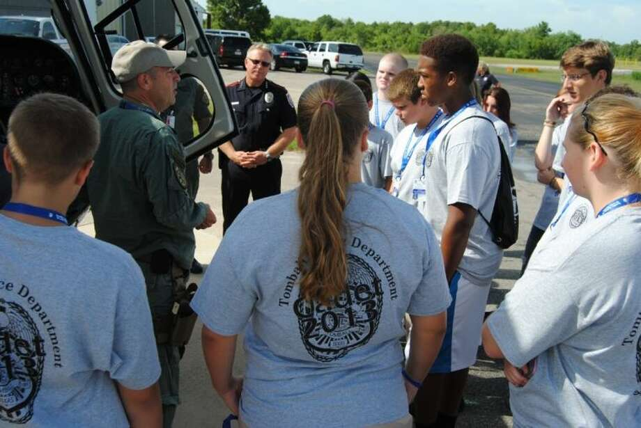 The Tomball Police Department will host the 11th annual Youth Citizens Police Academy beginning Monday, June 9, until Friday, June 13. Photo: Submitted