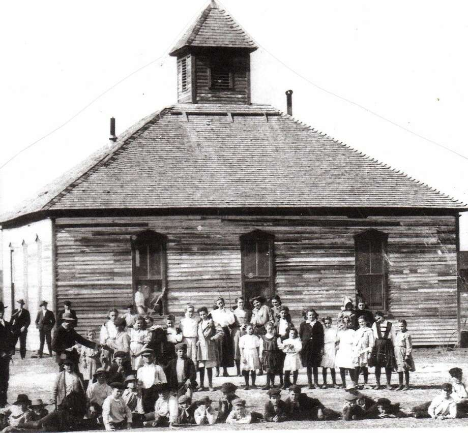 The Dayton Old School was built in the early 1900s. It served as a school until the town's population grew. In later years, the structure was used as a private home, rental property and antiques store.