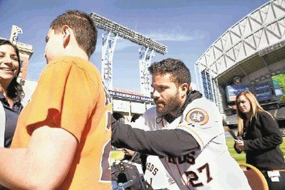 Thousands of Houston baseball fans are still unable to see the Astros and star second baseman Jose Altuve (above) on TV