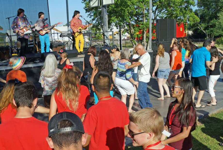 Attendance for the 2014 Rails and Tails Mudbug Festival was up 18 percent over 2013 numbers as more than 8,100 festival goers took part in the third annual event to sample a variety of spicy bayou-style foods and enjoy an eclectic mix of live music.