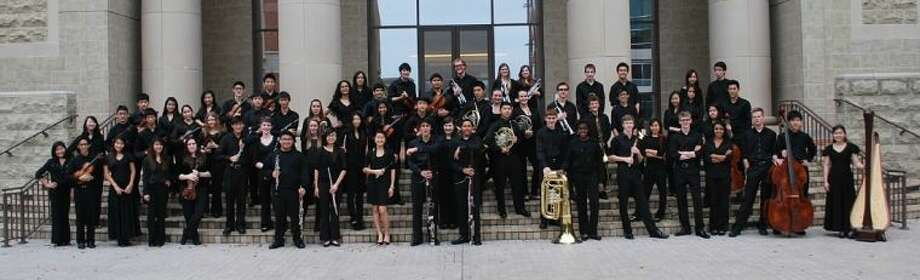 The 2014 Clements High School Symphony Orchestra.