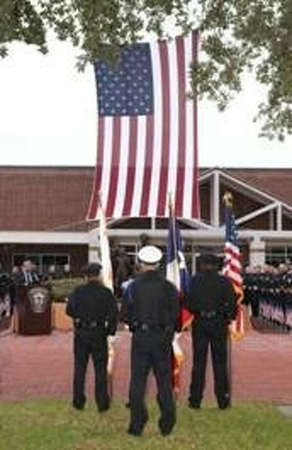 An image from a prior year's Fallen Officer's Memorial event.