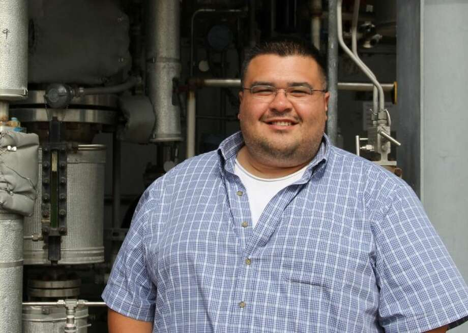 Returning to college after a decade and determined to succeed, Michael Garcia will graduate from the College of the Mainland Process Technology Program with a 4.0. He will share his story during COM's commencement May 10. Photo: Courtesy College Of The Mainland