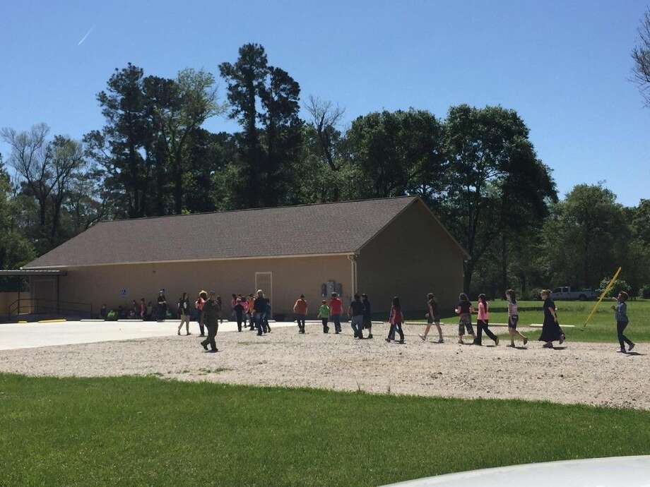 A bomb threat on Tuesday cleared all four campuses at Hardin ISD. Photo: Jayda Lott