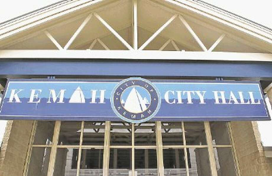 Kemah City Hall. Voters will decide Kemah's council races Saturday. / @WireImgId=2560229