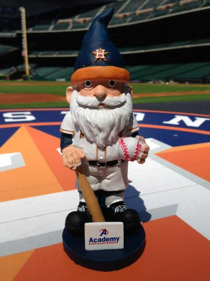 On Saturday, May 17, for the first time ever, 10,000 fans will receive an Astros Gnome presented by Academy Sports + Outdoors when arriving at the ballpark prior to the 3:10 p.m. game vs. the White Sox.