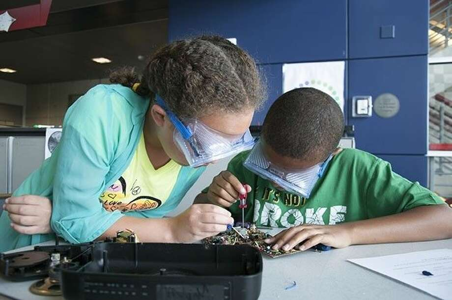 Camp Invention, the nation's premier summer enrichment day camp program that is supported by the United States Patent and Trademark Office and the National Inventors Hall of Fame, is coming to Montgomery County. Photo: Submitted