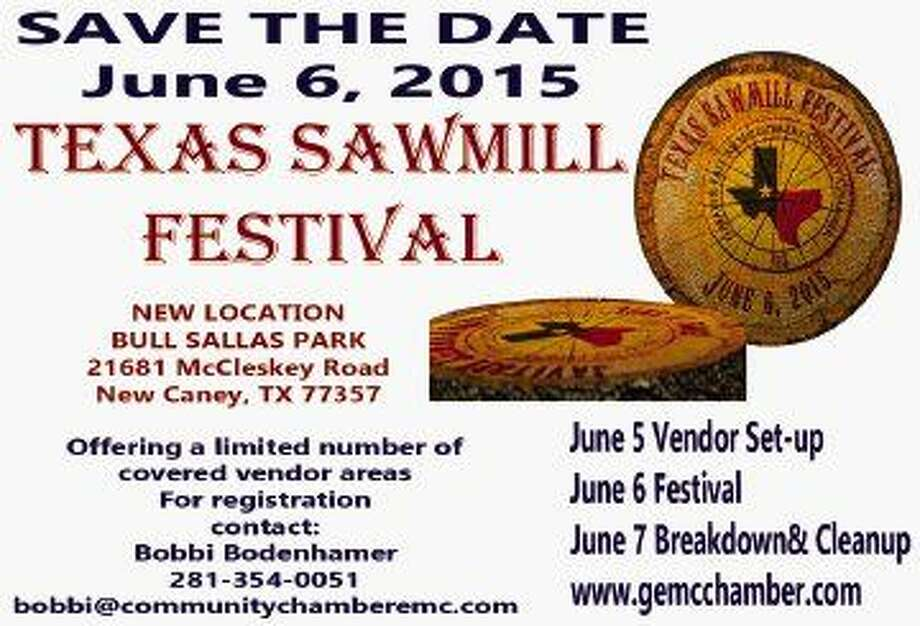 A blast from the past: Texas Sawmill Festival to be held June 6