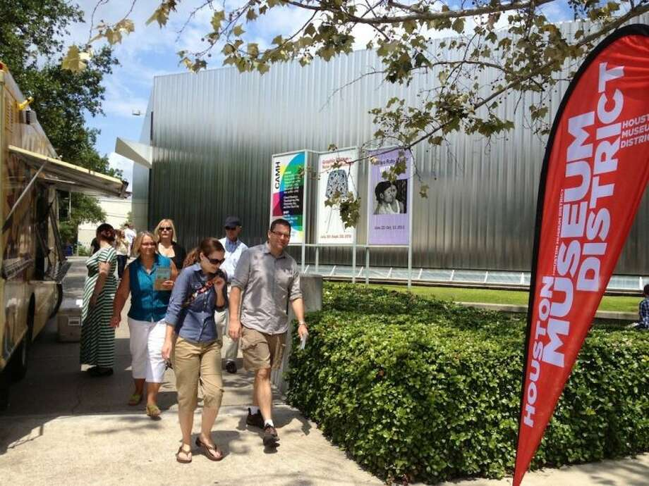 "The next Museum Experience is scheduled for Saturday, July 26 -- featuring the Jung Center of Houston, Contemporary Arts Museum Houston, The Museum of Fine Arts, Houston. The quarterly event offers an intimate exploration of the Museum District's four walkable ""zones."""