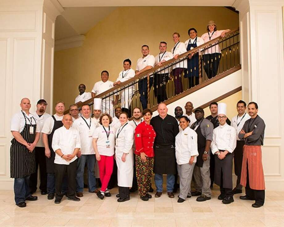 The people behind the Sugar Land Food & Wine Affair. Photo: Submitted Photo