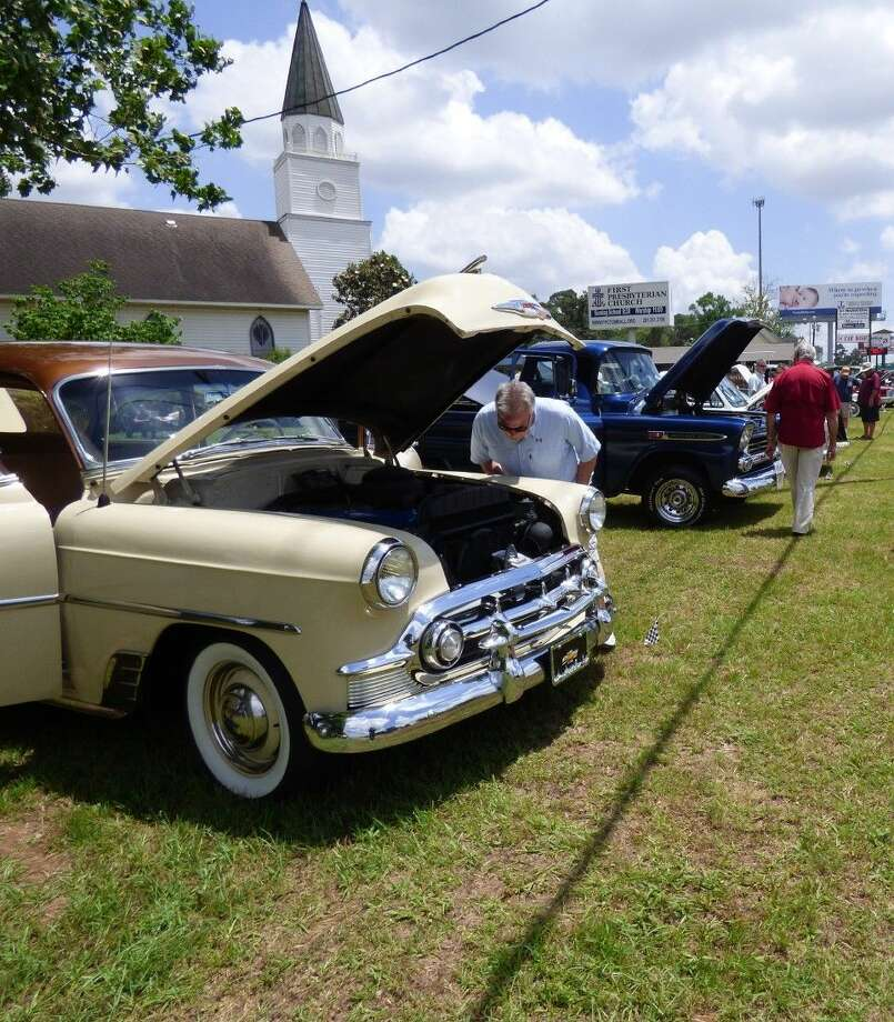 The second annual Vintage Car Festival is set for Saturday, May 9, from 10 a.m. to 4 p.m. at the First Presbyterian Church located directly across from Lone Star College on Tomball Parkway. Admission to the public is free. Photo: Submitted
