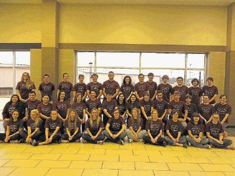 Magnolia High School UIL students. Photo: MISD