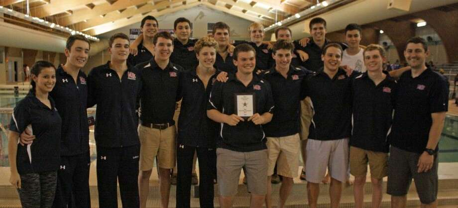 The Clear Lake Falcon boys' water polo team will compete in the state tournament Friday and Saturday in Austin. Photo: SUBMITTED PHOTO