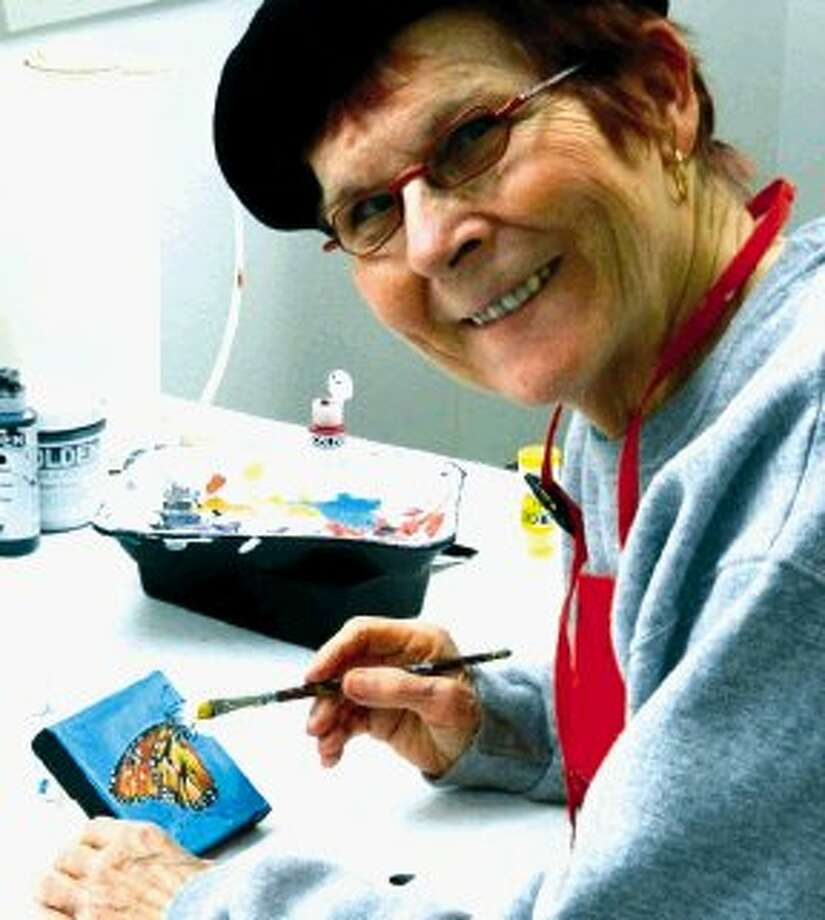 """Sue Donaldson's open studio event """"Room For One More"""" will be held May 18, from 1-4 p.m."""