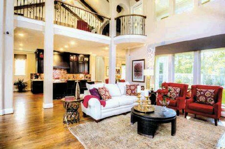 Darling Homes presents a month-long tour of its finest model homes, including those in Humble and Kingwood, each fully furnished and and exquisitely decorated with thousands of design ideas, during the Houston homebuilder's Luxury in Bloom Home Tour through May 31.