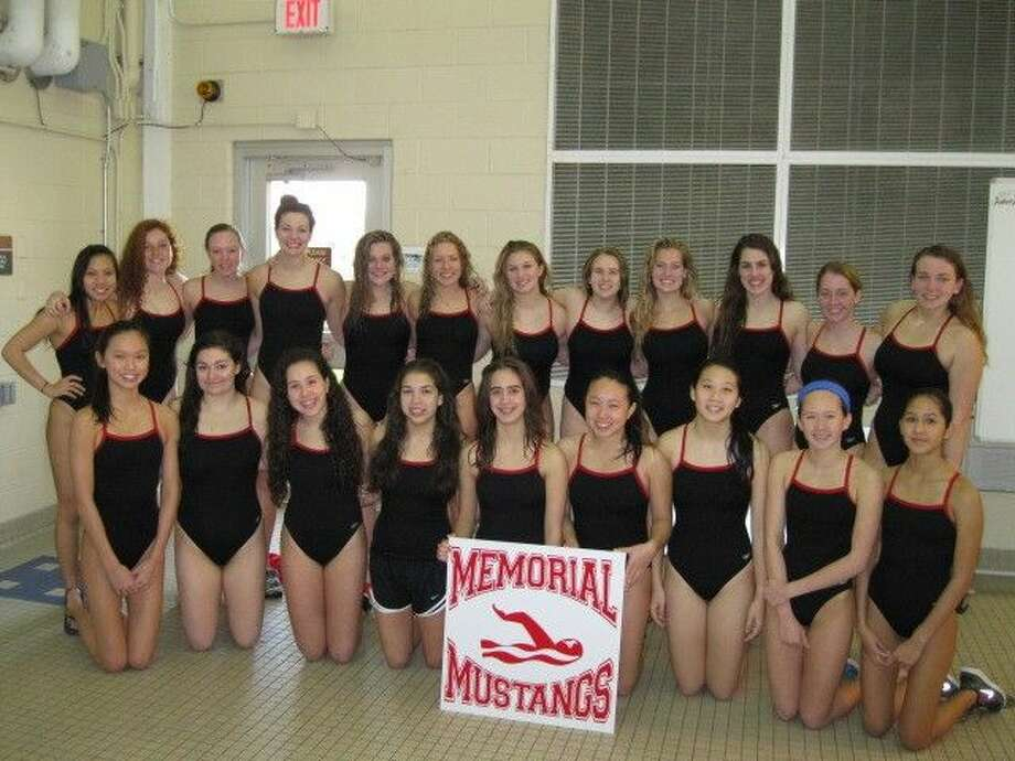 The Memorial girls swim team will enter Friday's District 18-6A meet as one of the favorites to win the district. Head coach Jason Mauss said the team will be trying to send as many swimmers to next week's Regional meet at possible. The 18-6A boys and girls meet will be held Thursday, Jan. 29 starting at 3:30 p.m. at the W.W. Emmons Natatorium next to Stratford High School.