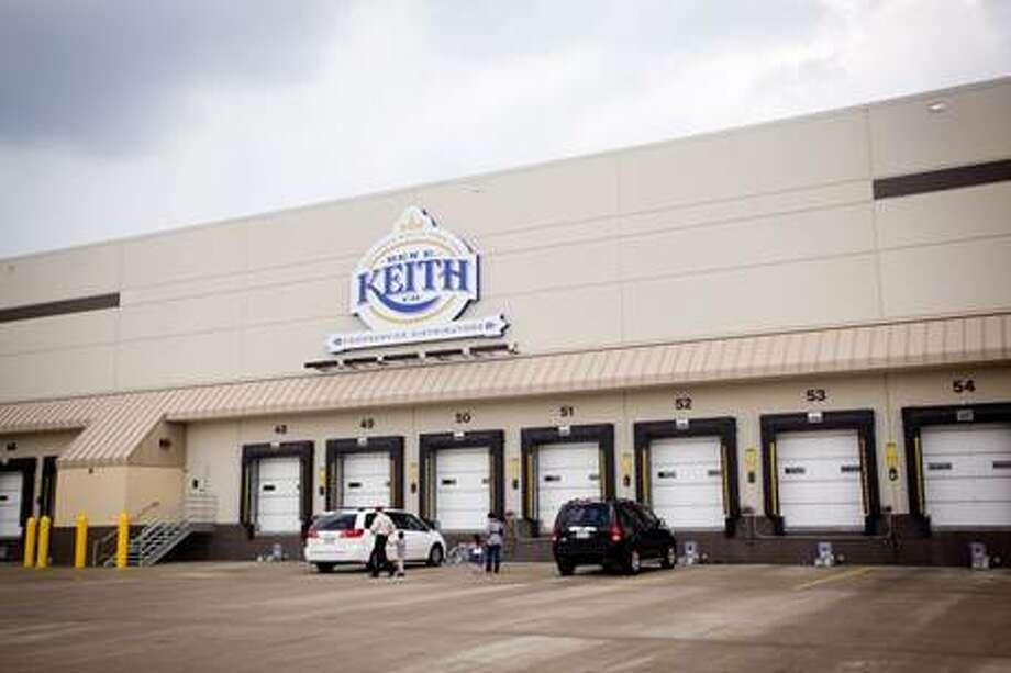 Ben E. Keith Foods'food distribution warehouse in Missouri City. Photo: Photo Courtesy City Of Missouri City