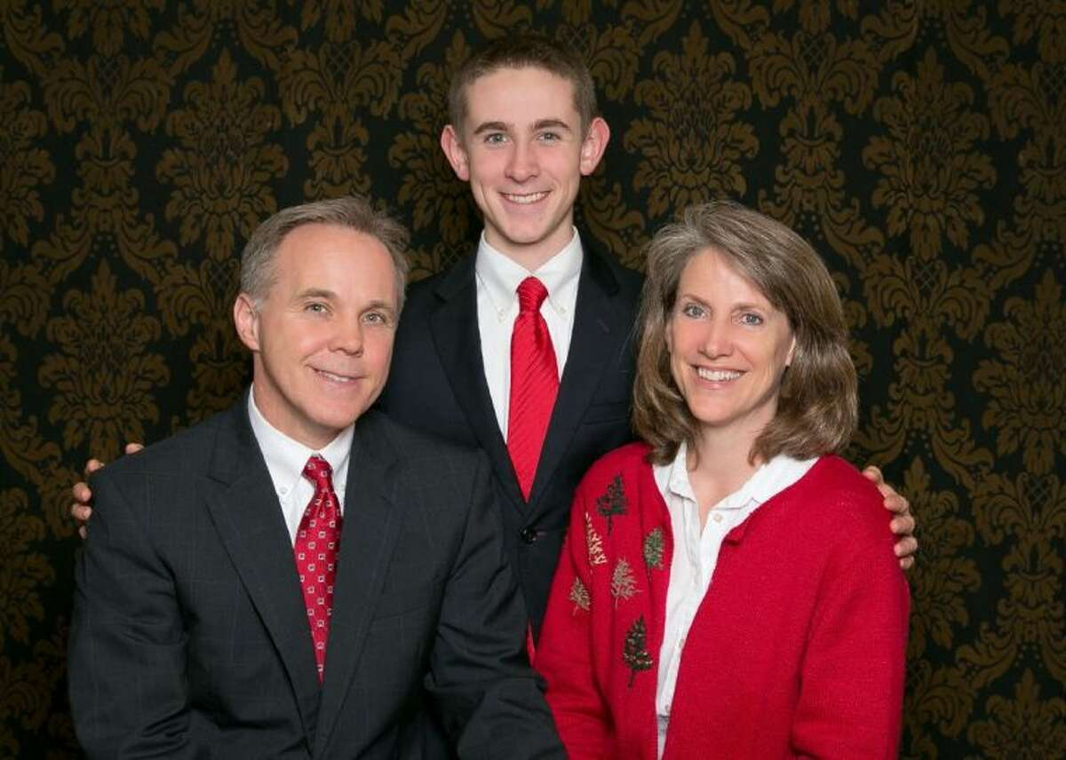 Kenneth Barrow, his youngest son Benjamin Barrow, and Diane his wife will leave for Busan, South Korea where Kenneth will serve as Mission President for The Church of Jesus Christ of Latter-day Saints (LDS Church) for three years.