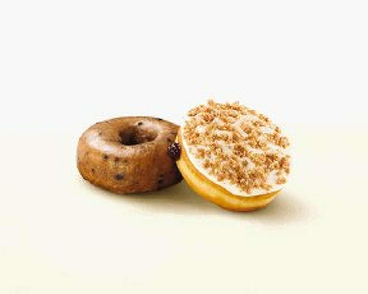 Blueberry Cobbler Donut