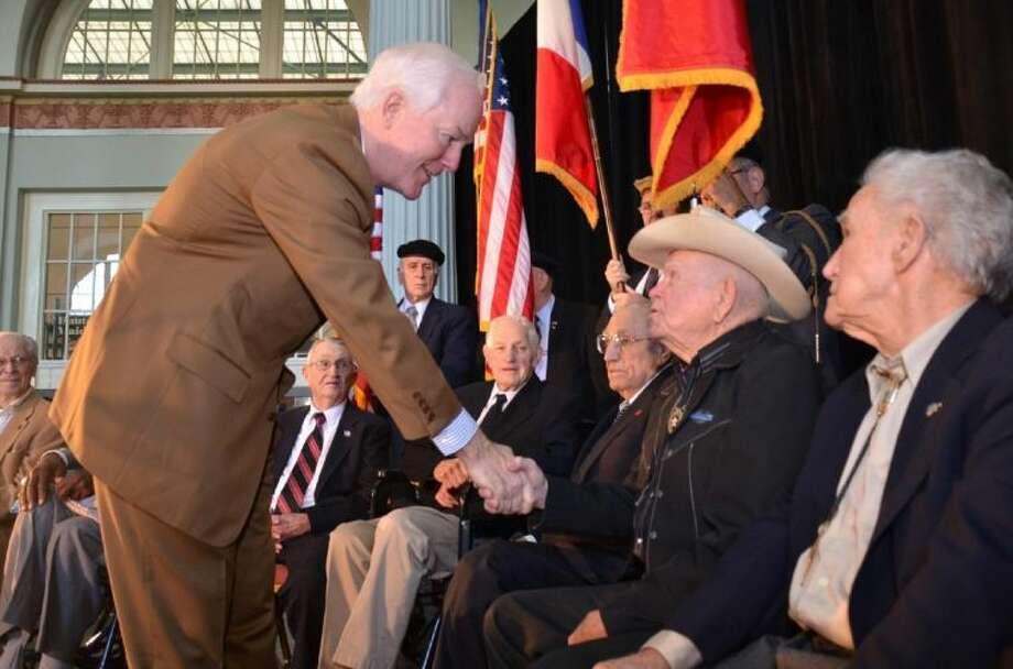U.S. Senator John Cornyn remembers D-Day.