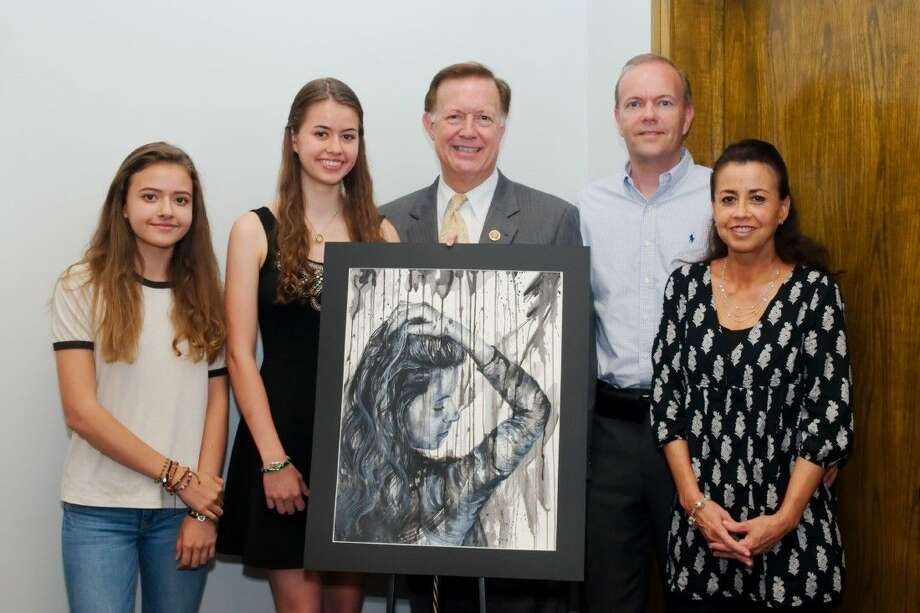 Congressional Art Competition winner announced - Houston Chronicle