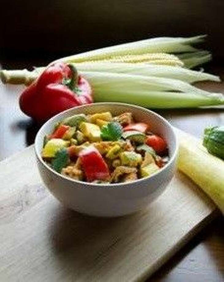 Freebirds World Burrito recently introduced a new meatless protein option to the menu with its tempeh Calabacitas.