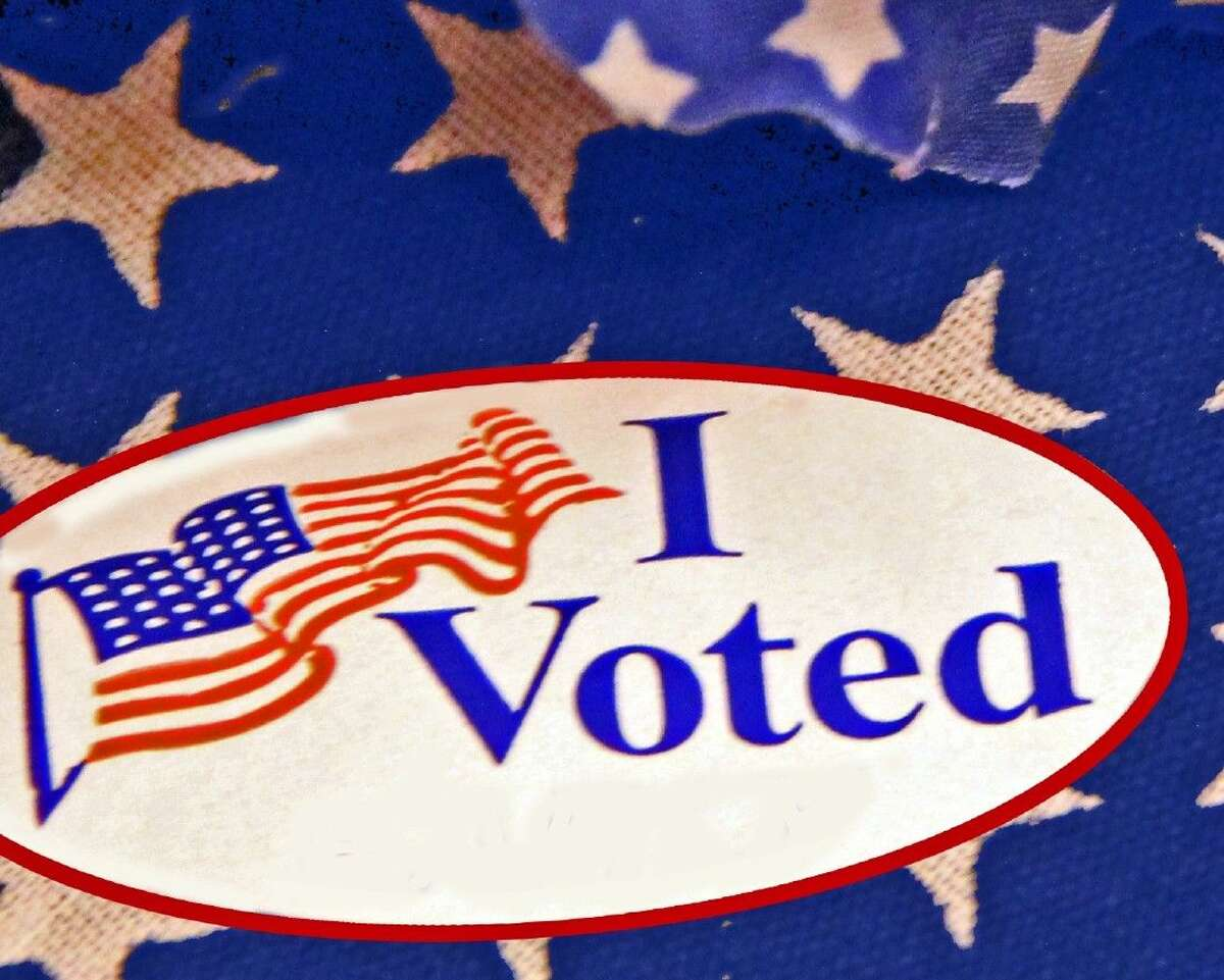 Election Day is Saturday, May 9. Polls will be open from 7 a.m. to 7 p.m.
