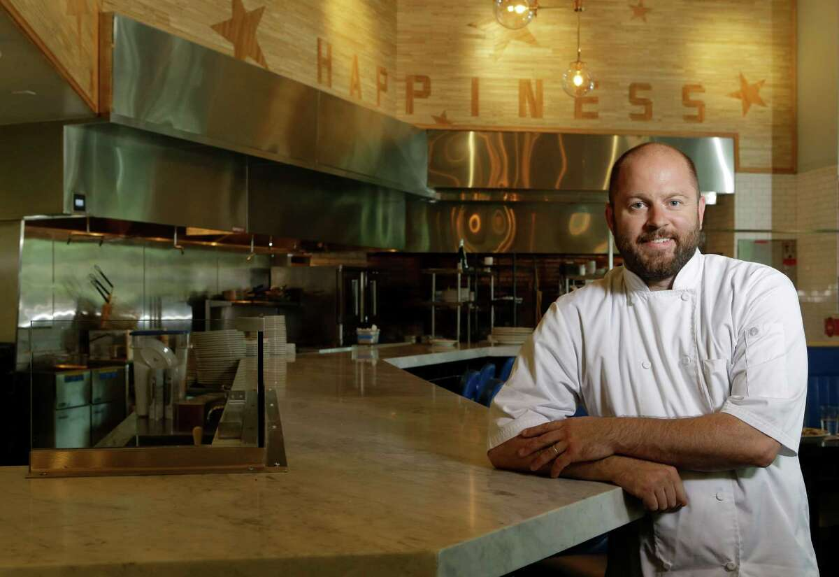 Travis Lenig, the former executive chef of Liberty Kitchen at the Treehouse, 963 Bunker Hill Rd., is opening a new restaurant, Field & Tides in the former Zelko Bistro space in the Heights.