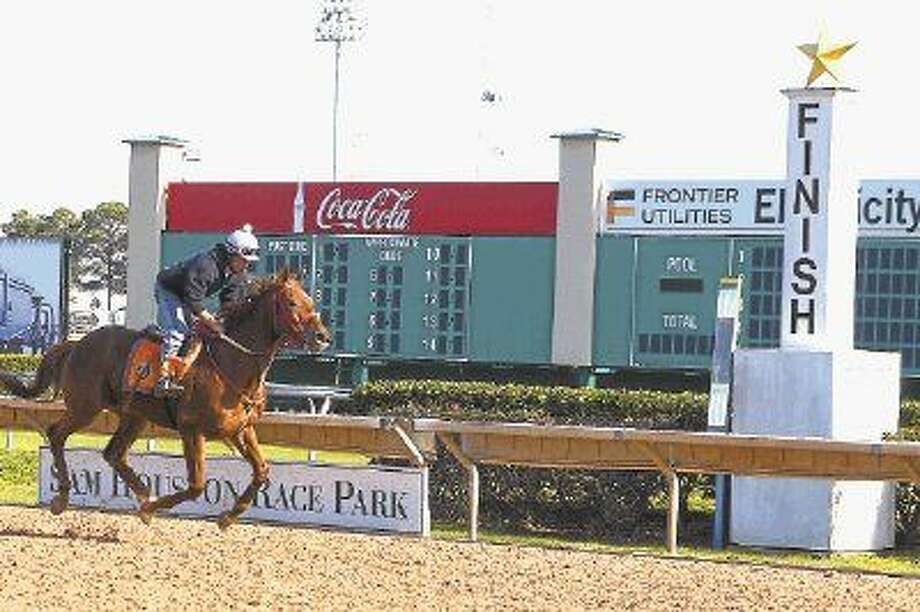 Thoroughbred racing at Sam Houston Race Park starts 7 p.m. Friday. Photo: Tony Gaines