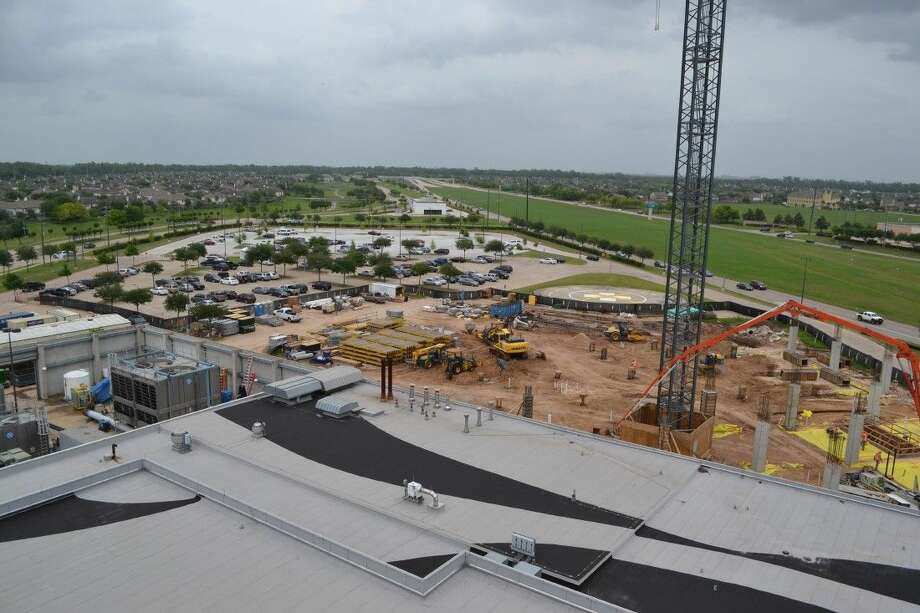 Two major expansion projects are underway at Memorial Hermann Sugar Land Hospital