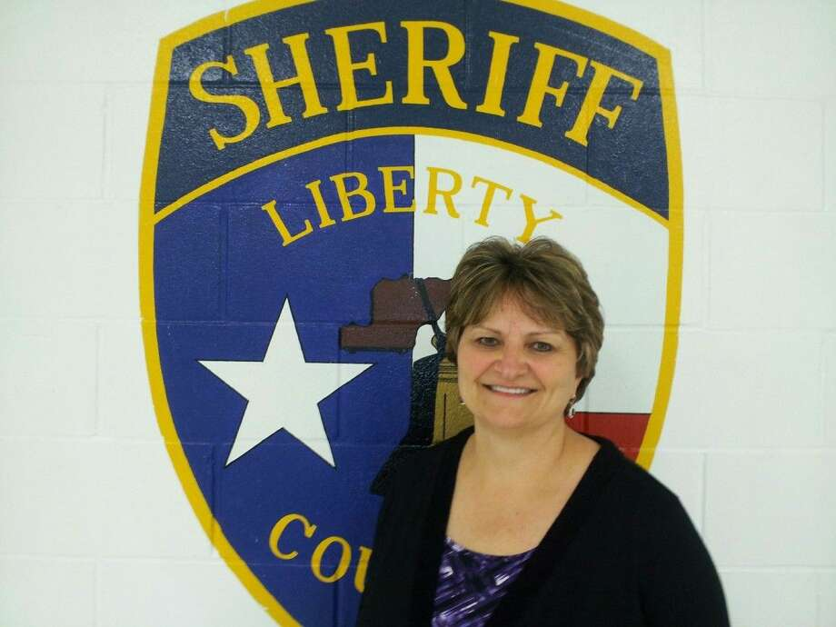 Shirley Jackson is the employee of the month for the Liberty County Sheriff's Office for the month of January 2016. Photo: Submitted