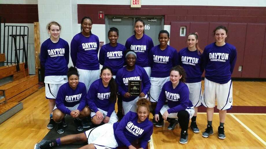 The Dayton Lady Broncos took the silver bracket championship at the Waller Tournament over the Christmas break. Photo: Submitted Image