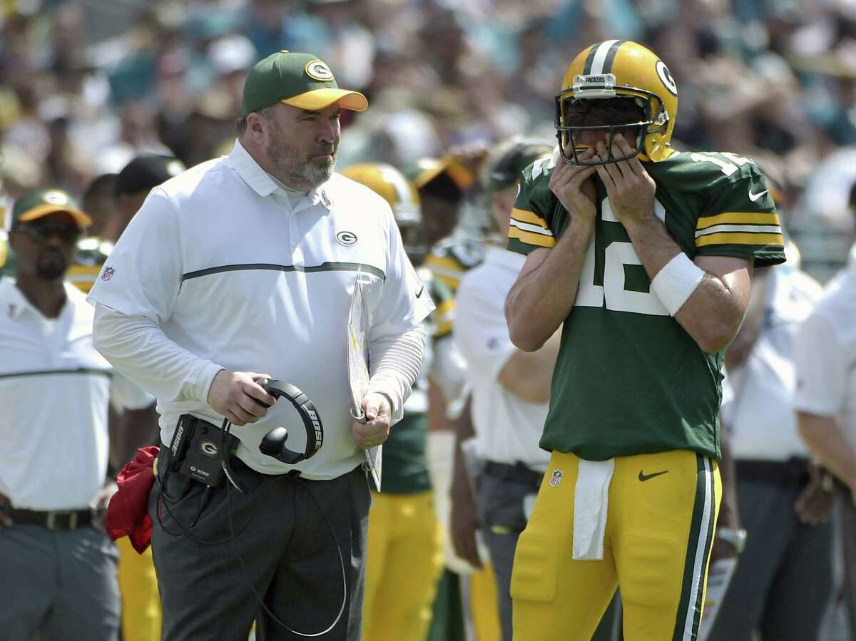 5. (tie) Mike McCarthy Odds to become next Texans head coach: +700 Former position: Head coach of the Green Bay Packers (2006-2018)
