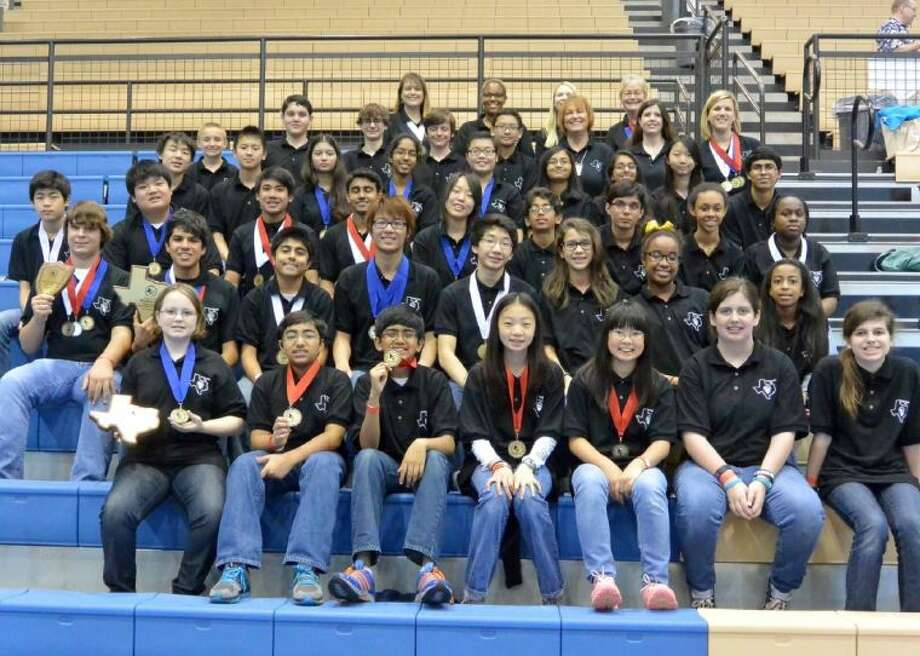 Pearland ISD Future Problem-Solving Program competitors brought home numerous awards from the state bowl. In addition, 11 students are advancing to the international conference. Photo: Courtesy Pearland ISD