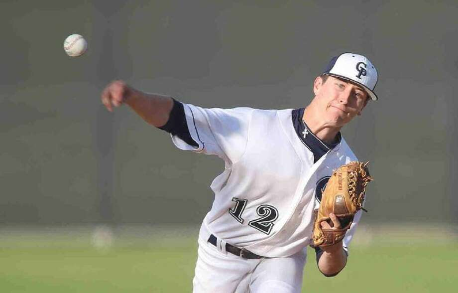 College Park junior Beau Ridgeway is The Courier's Montgomery County Pitcher of the Year. Ridgeway notched a 1.43 ERA.