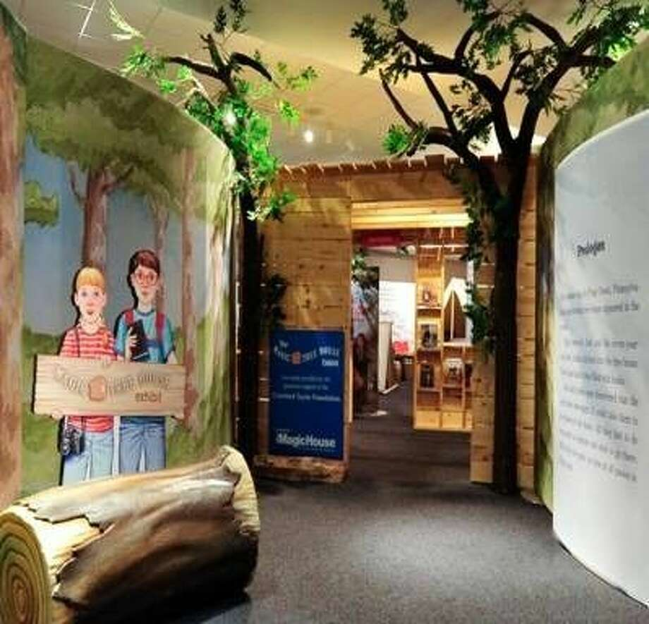 This Summer, families can spend some quality time hanging out in the trees with a visit to the Houston Museum of Natural Science at Sugar Land's newest exhibition, TreeHouses, opening May 22 through Sep. 7. Photo: Courtesy Photo