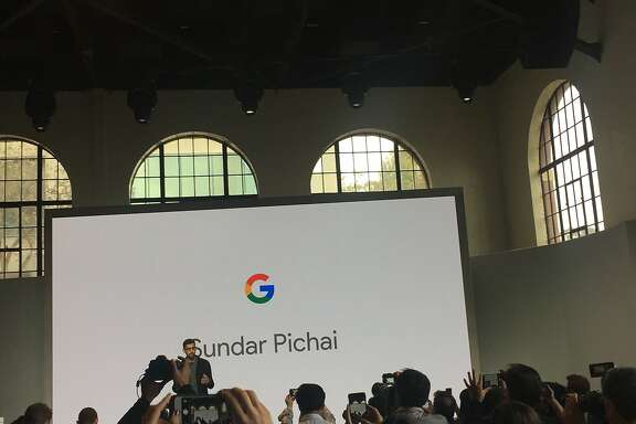 Google unveiled new products Tuesday morning at an event in San Francisco.